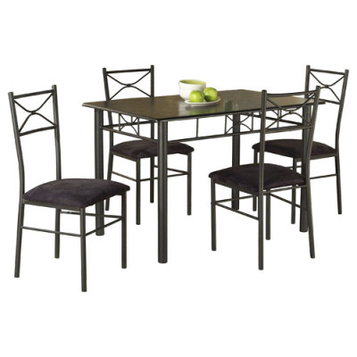 Dining Table Set Sold By Oliver Metal Furniture