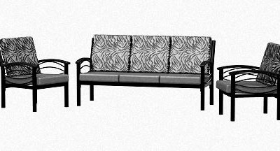 Sofa Set for 5