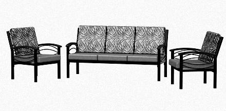 Sofa Set for 5