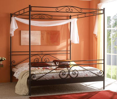 canopy 4 poster beds oliver metal furniture online store
