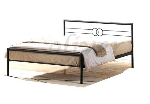 Metal bed model ob71