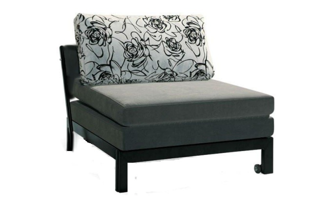 Single seater bed oliver metal furniture online store for Sofa bed 1 seater