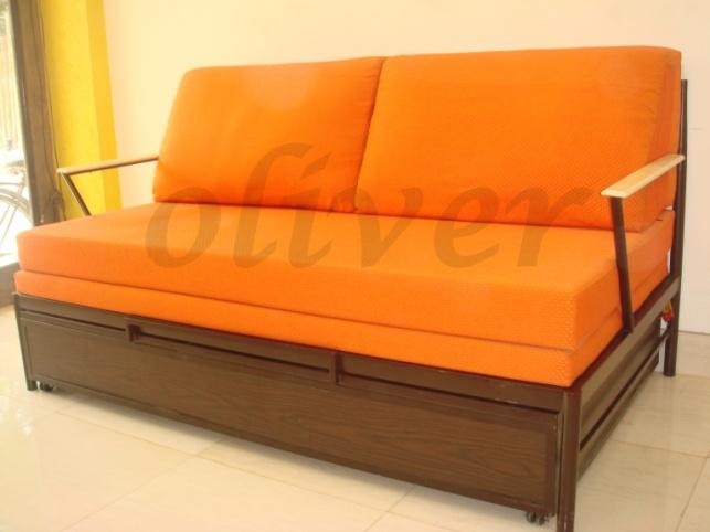 Scb vertical oliver metal furniture online store for Sofa bed online shopping